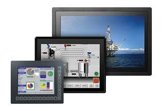 Panel PC e Display Industriali