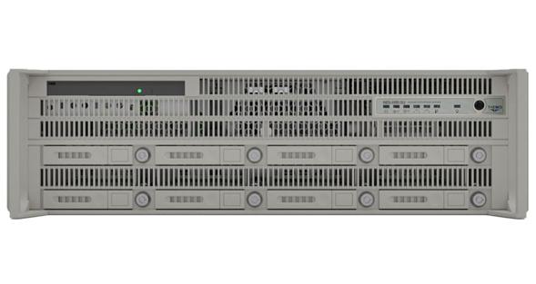 Server rugged 1U-2U-3U con I/O posteriori Sistemi e Piattaforme